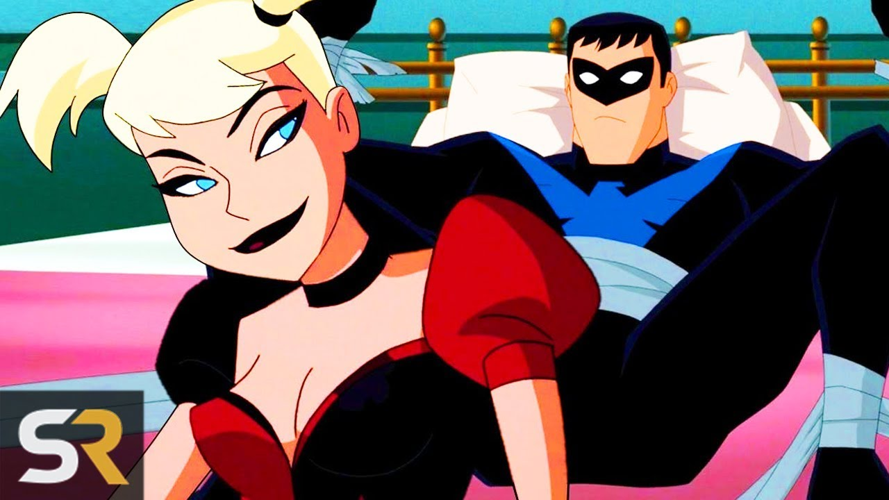 15 Times Batman The Animated Series Wasn't For Kids