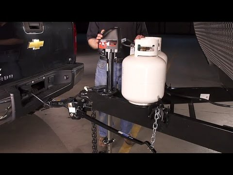 How to properly hook up a weight distribution hitch — 6