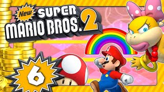 Rainbow-MYTHOS & GEHEIME Welt Pilz 💰 NEW SUPER MARIO BROS. 2 #6