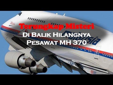 Penampakan Misteri Pesawat MH 370 Hilang