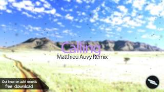 Alesso & Sebastian Ingrosso - Calling - Lose My Mind (Matthieu Auvy Remix) | ZAH! Records