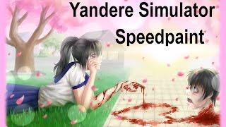 Yandere Simulator Speedpaint