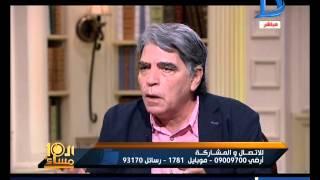 العاشرة مساء الحوار الكامل للفنان محمود الجندى مع وائل الإبراشى الجزء الأخير