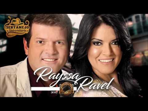 RAYSSA E RAVEL SERTANEJO UNIVERSITÁRIO GOSPEL