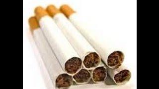hogyan lehet végleg abbahagyni a cigaretta dohányzását video