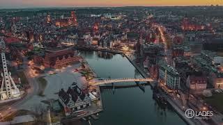 Gdańsk hyperlaps - DJI Mavic 2 Pro
