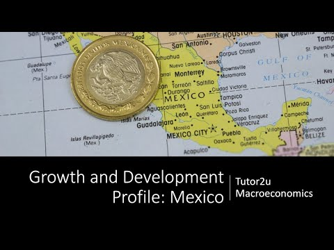 Growth And Development In Mexico