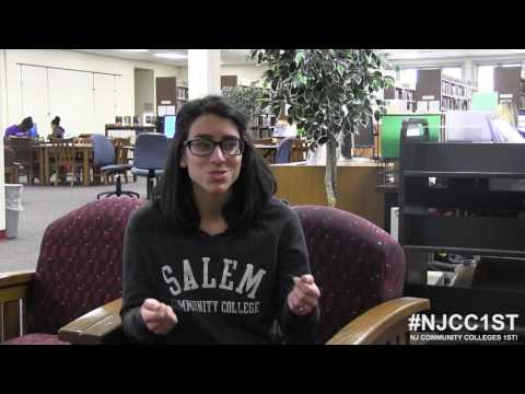 NJCC1ST - Debbie Saavedra: Another Salem Community College success story
