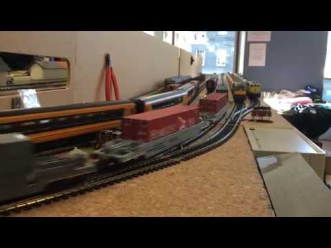 South Dublin Model Railway Club, Exhibition 2015, Irlanda