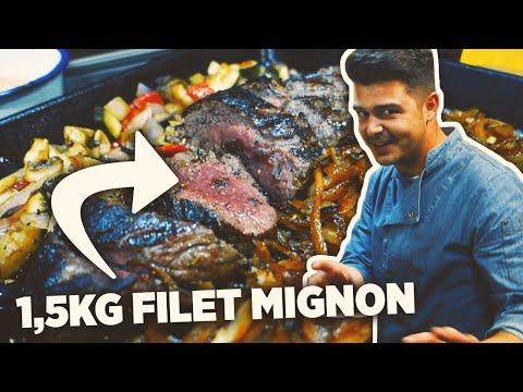 Das Perfekte Filet 1,5kg | Selfmade by Vassili
