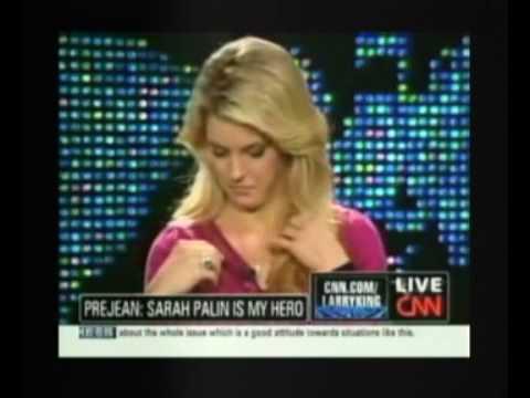 Watch Carrie Prejean's Meltdown on Larry King