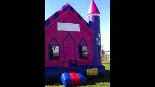 Princess Castle Jumpers Sacramento