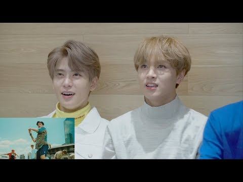 NCT 127_ Reaction_ NCT DREAM 'We Go Up' MV