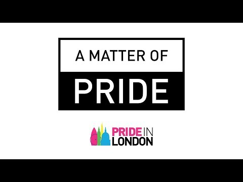 It's A Matter Of Pride | Have Your Say On What Pride Means To You | Pride in London