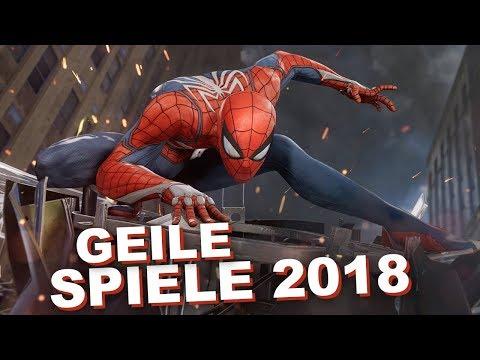 Die coolsten Spiele 2018 - Jahresvorschau | Behaind