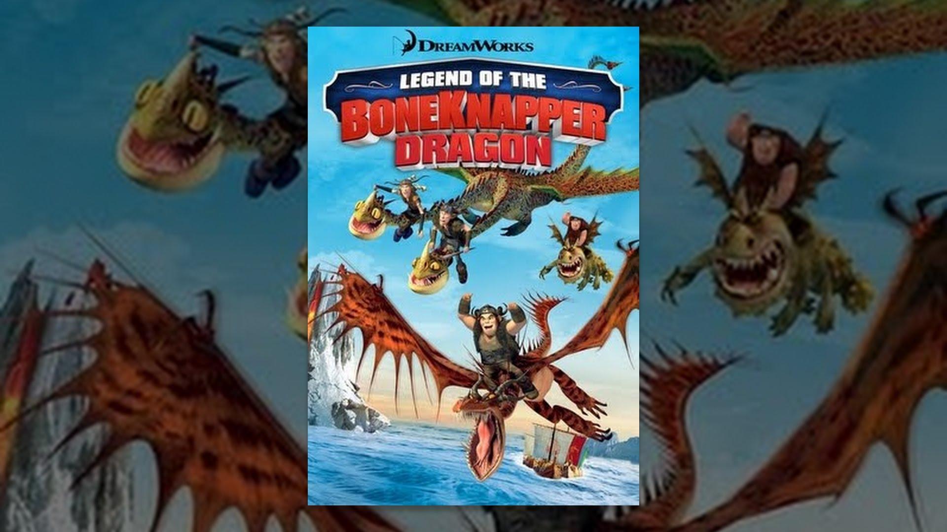 Legend Of The Boneknapper Dragon Youtube
