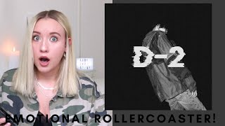 Baixar EMOTIONAL ROLLERCOASTER! AGUSTD D-2 ALBUM FIRST LISTEN & REACTION!