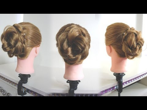 easy-and-beautiful-hairstyles-tricks-|-party-hairstyles-|-cute-hairstyles-|-juda-hairstyles-2019