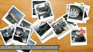 2017 FIAT 124 Spider Cherry Hill NJ 107557