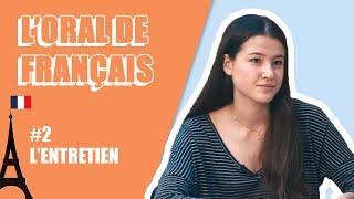 Les Tutos du bac de français - L'épreuve orale : l'entretien