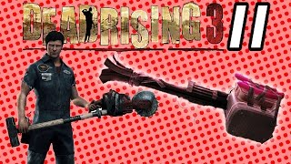 Ultimate Weapon l Dead Rising 3 #11