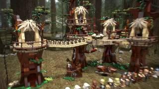 LEGO® STAR WARS™ – Деревня эвоков
