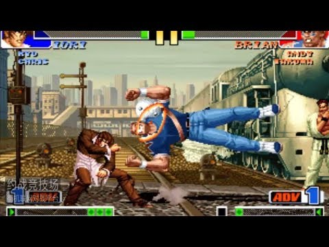 Kof 98 罗纳尔迪尼焦 VS Dakou(大口) Random  YZKOF 킹 오브 파이터 98