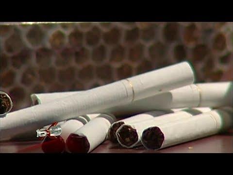 16x9 - Smoke Alarm: Native reserve cigarette smuggling