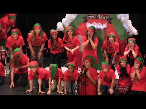 Glasgow Elementary Winter Concert 2018 (3rd-5th Grade Performance)