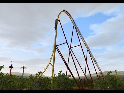 Fury 325 - Carowinds 2015 Giga Coaster