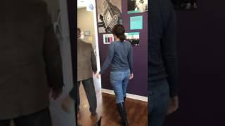 Raleigh Chiropractor - Multiple Sclerosis Patient Walking!
