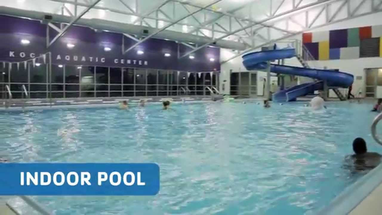 take a tour of the south ymca