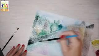 Набор в студию изобразительного творчества «Волшебная кисточка»