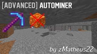 [Macro] Advanced AutoMiner (Mineração automática)