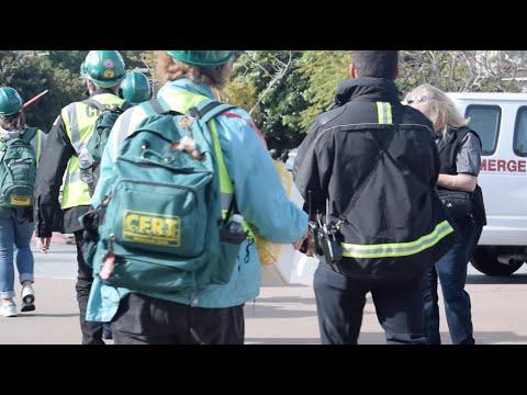 2016 CERT Silver Dragon Emergency Response Exercise