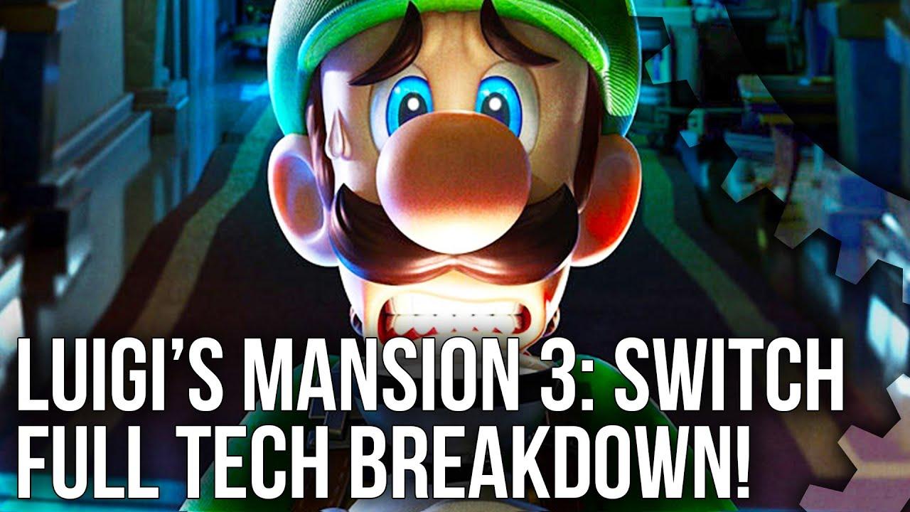 Το DF αποθέωνει το Luigi's Mansion 3!