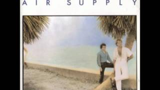 Air supply Making love out of nothing at all, Greek subs