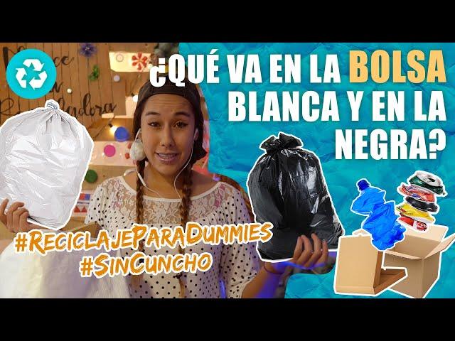 Reciclaje para Dummies con Marce La Recicladora