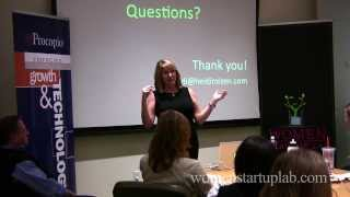 Heidi Roizen, Fear of Failure Holding You Back? October 1, 2013
