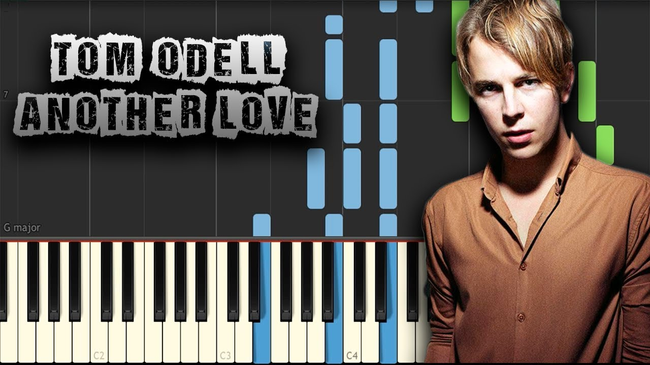 Tom Odell - Another Love - [Piano Tutorial] (Synthesia) (Download MIDI +  PDF Scores)