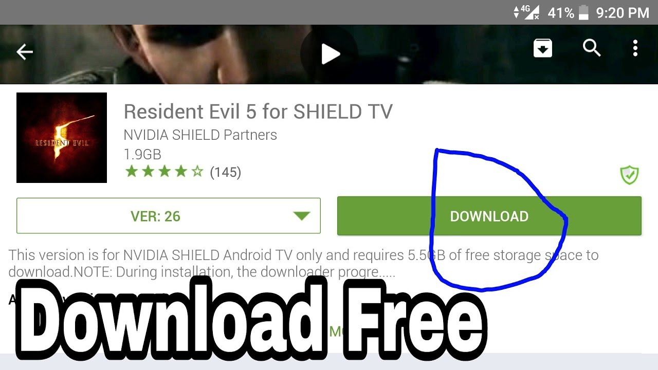 download resident shield