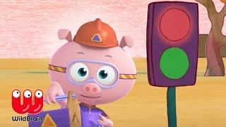 Super Why Episode   Race Day with Turtle   Learning For Kids
