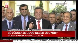 Büyükçekmece'de neler oluyor? AKP neden seçimi iptal ettirmek istiyor?