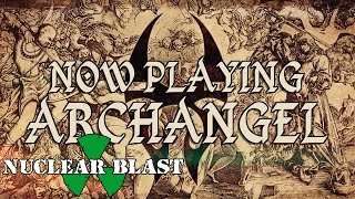 Official track video for 'Archangel', taken from SOULFLY's tenth st...