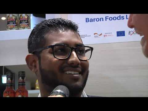 Baron Foods: award-winning sauces and condiments