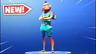 New fish stick skin gameplay Fortnite