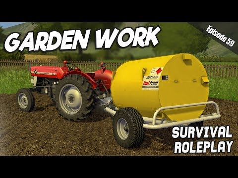 BIG JOB IN THE GARDEN | Survival Roleplay | Episode 59 thumbnail
