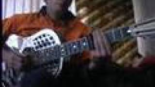 robert johnson/delta style blues slide guitar /open G tuning on tricone