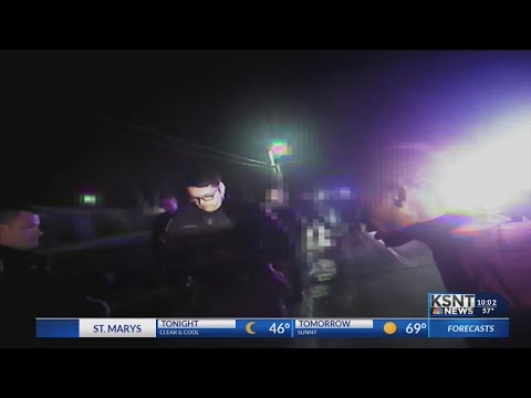 Body cam video shows disturbance that sparked lawsuit