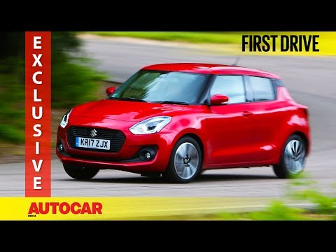 Thumbnail: New Suzuki Swift | Exclusive First Drive | Autocar India